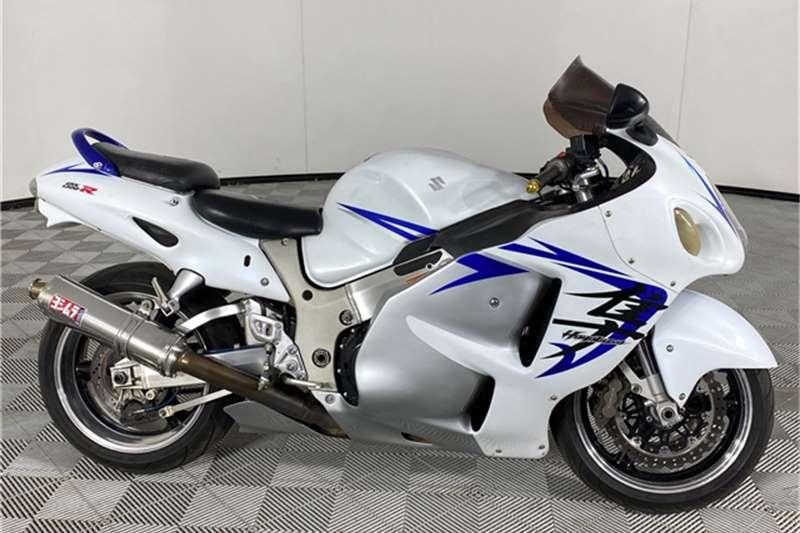 2004 Suzuki GSX