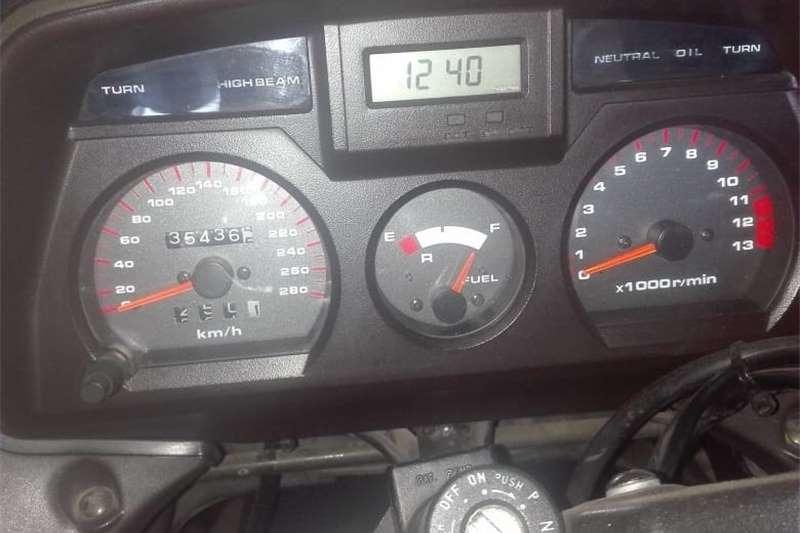 Suzuki GSX 2005