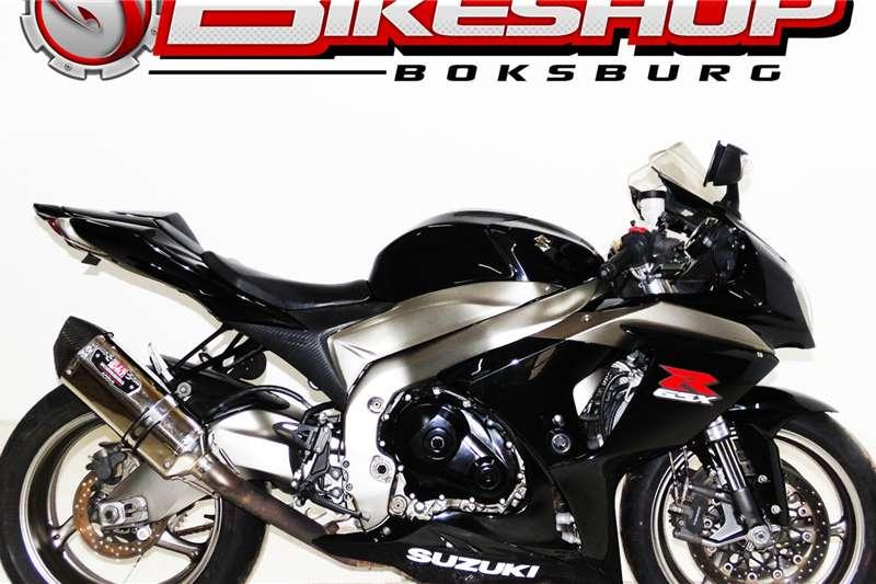 Suzuki GSX 2010