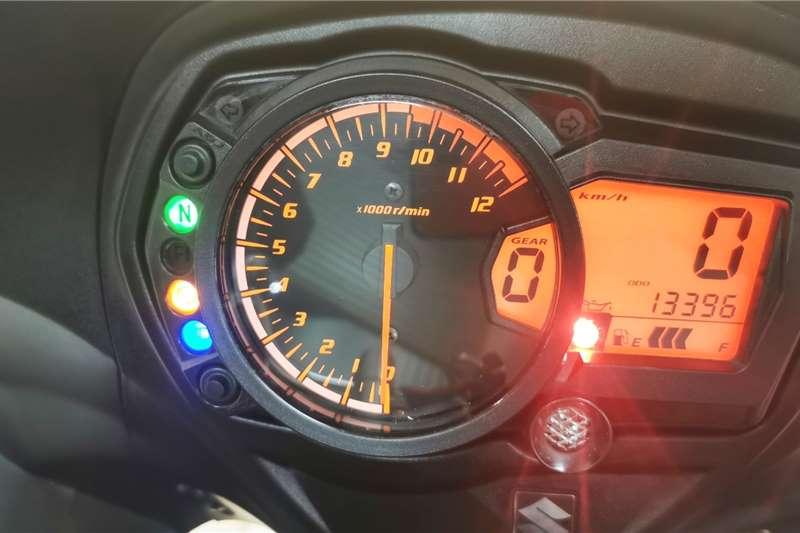 Suzuki GSX 2014