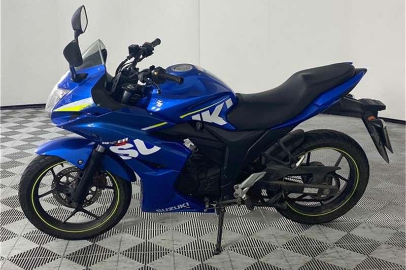 Used 2016 Suzuki GSX