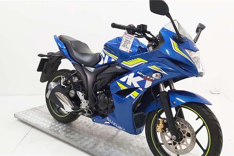Suzuki GSX 2017