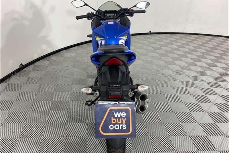 2017 Suzuki GSX
