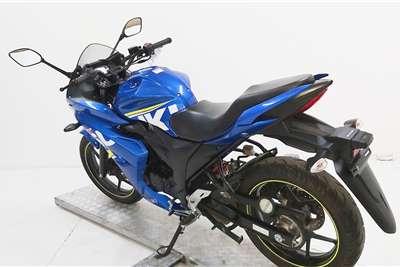 Suzuki GSX 2018