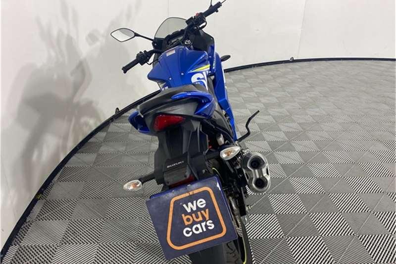Used 2018 Suzuki GSX