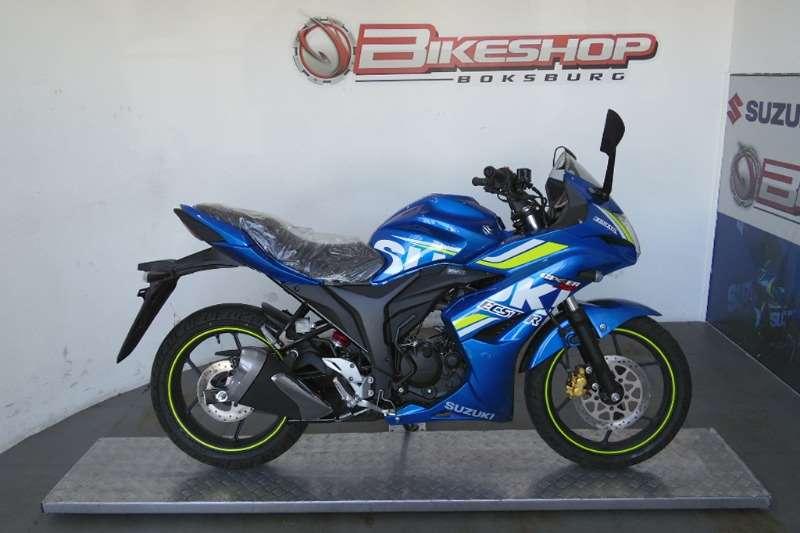 Suzuki GSX 2019