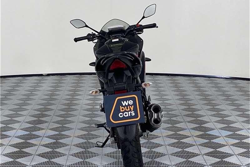 2019 Suzuki GSX