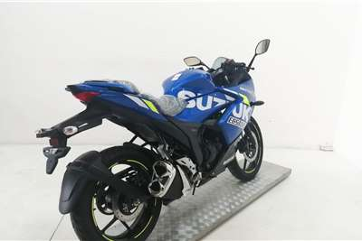 Suzuki GSX 2021