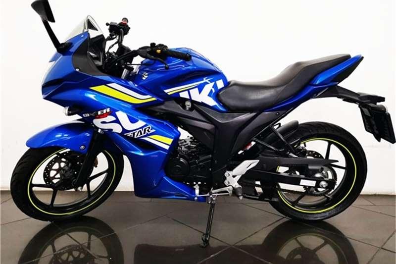Used 2019 Suzuki GSX