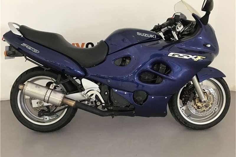 1999 Suzuki GSX