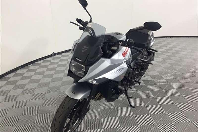 2020 Suzuki GSX