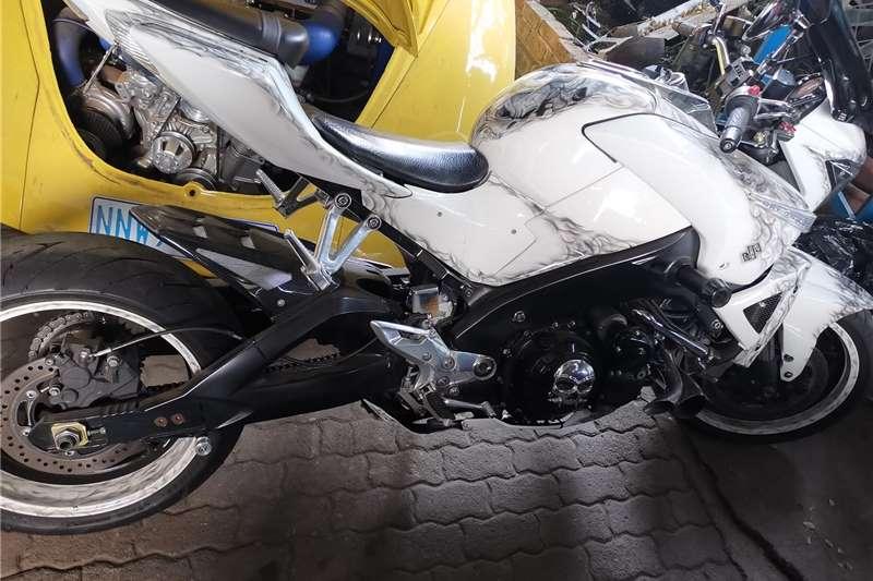 Used 2008 Suzuki GSX1300BK