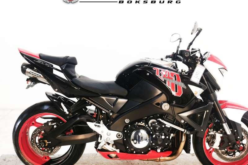 2009 Suzuki GSX1300BK