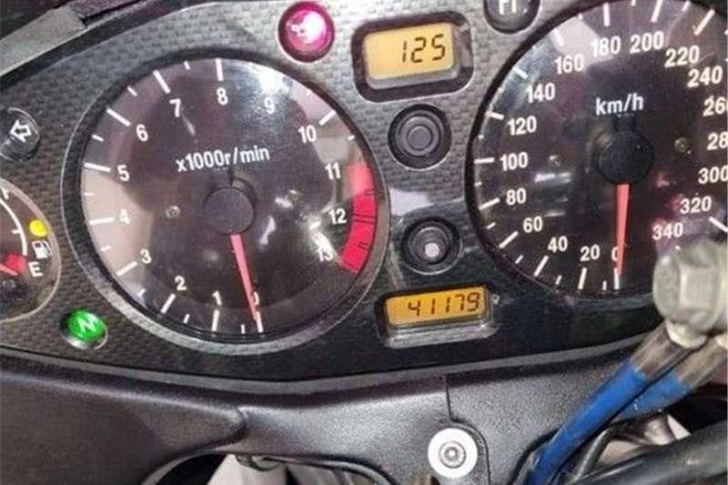 Used 2002 Suzuki GSX1300R