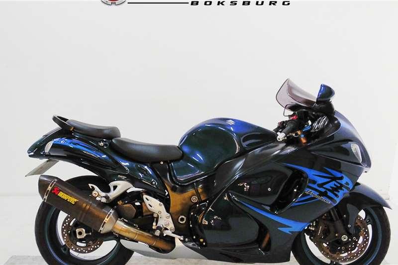Suzuki GSX1300R 2009