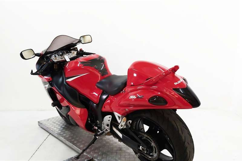 Suzuki GSX1300R 2010