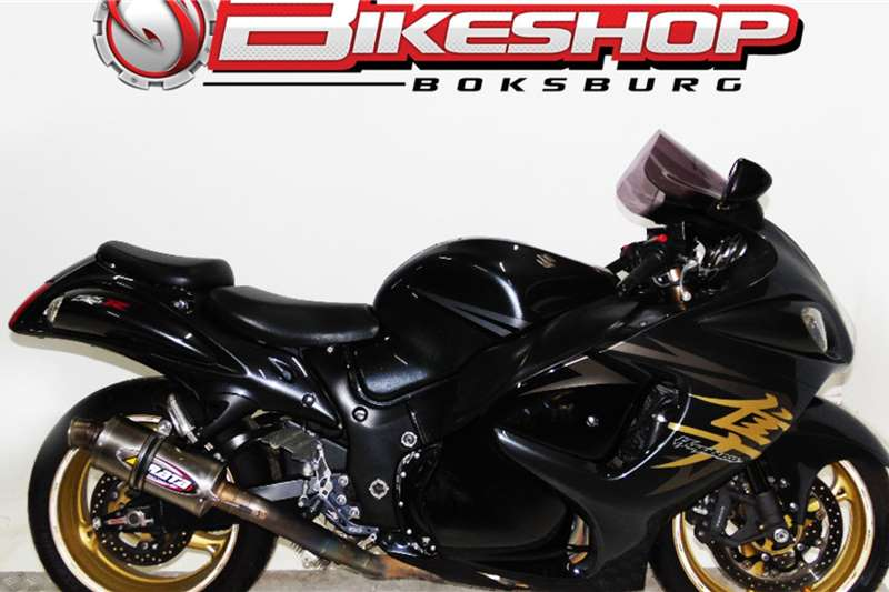Suzuki GSX1300R 2012