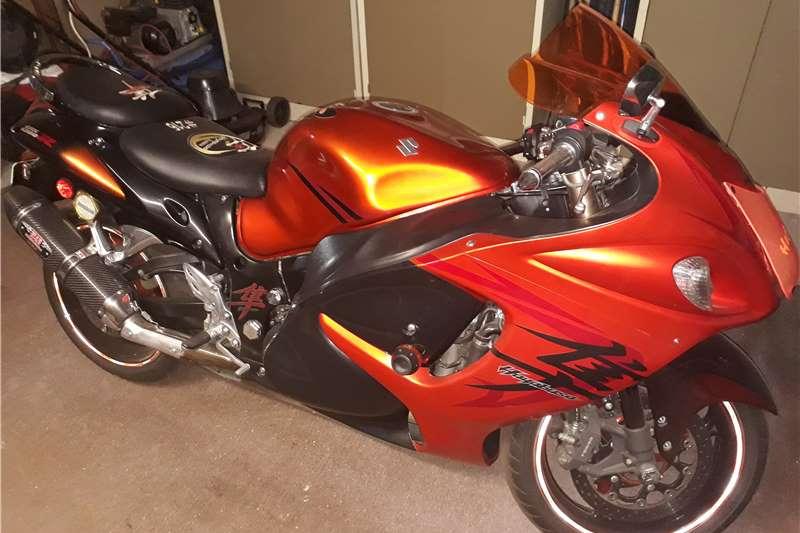 Used 2008 Suzuki GSX1300R