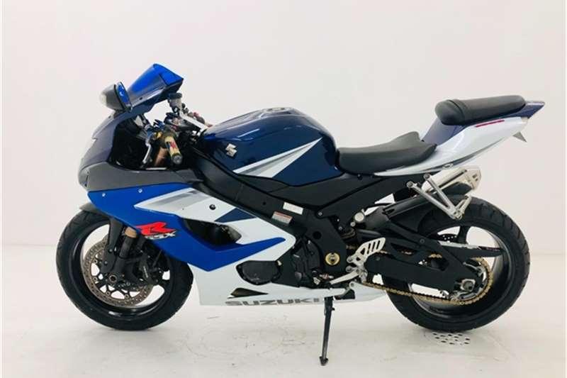 2005 Suzuki GSXR