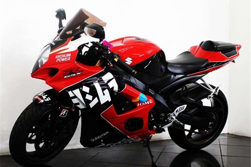 2007 Suzuki GSXR