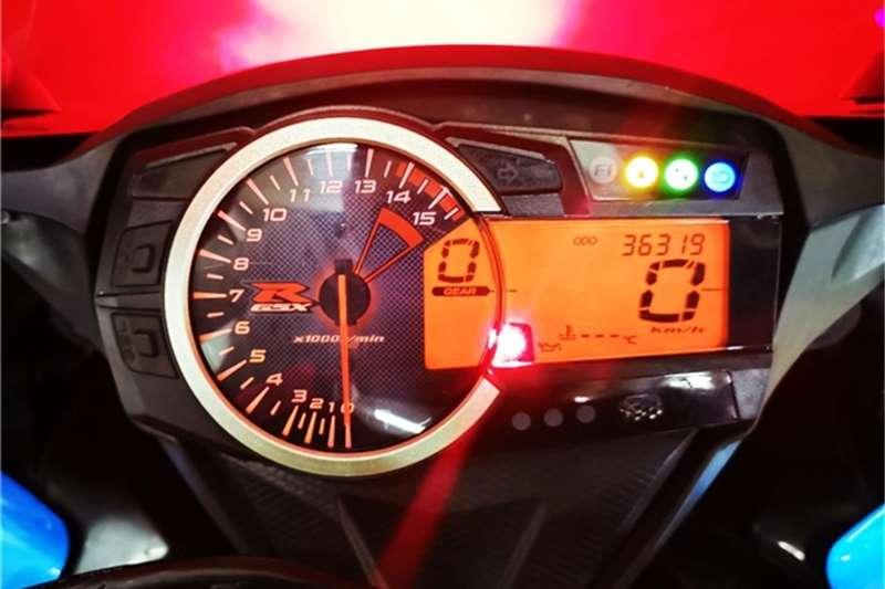 2009 Suzuki GSXR