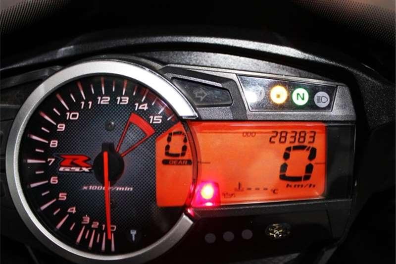 Used 2010 Suzuki GSXR