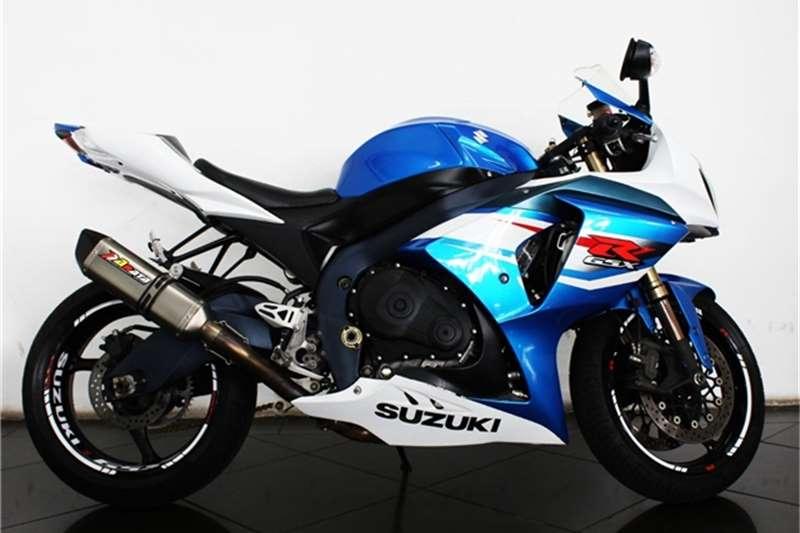 Suzuki GSXR 1000 2011