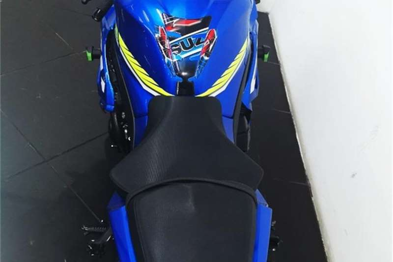 Used 2018 Suzuki GSXR