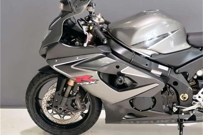 Suzuki GSXR 1000K6 2005
