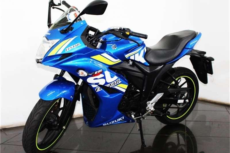Suzuki GSXR 150 2019