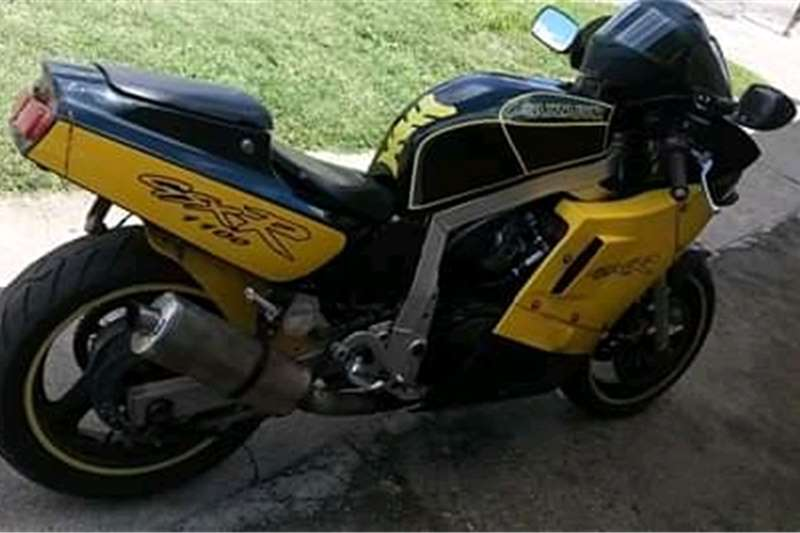 Suzuki GSXR 1988