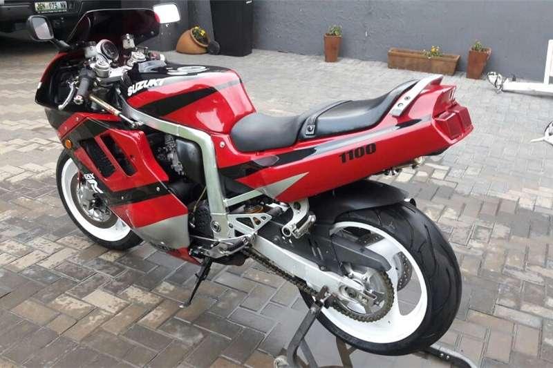 Suzuki GSXR 1996