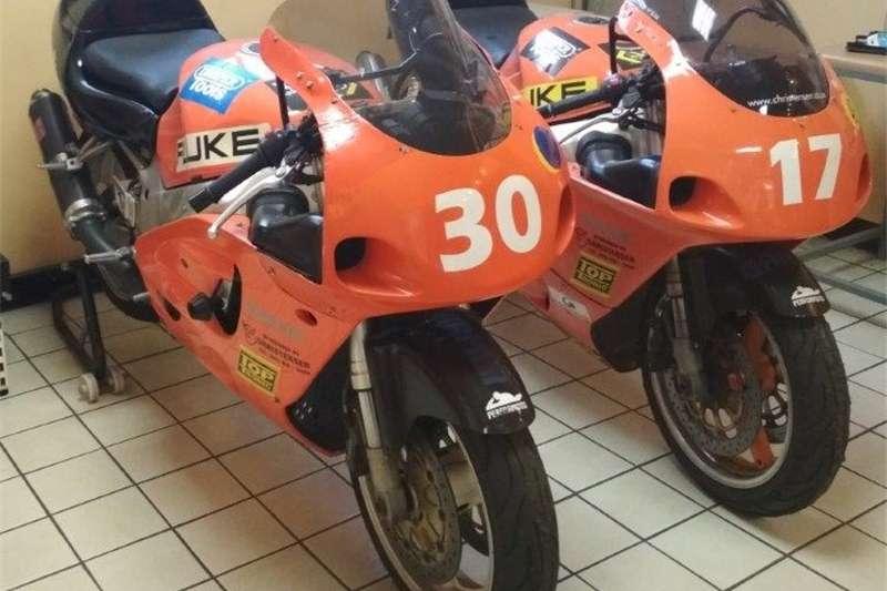 Suzuki GSXR 1999