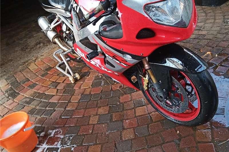 Used 2001 Suzuki GSXR