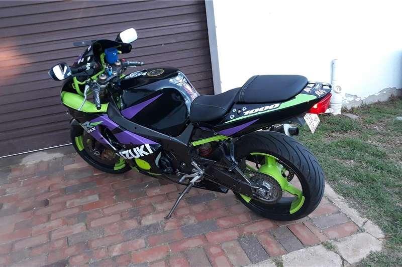 Suzuki GSXR 2002