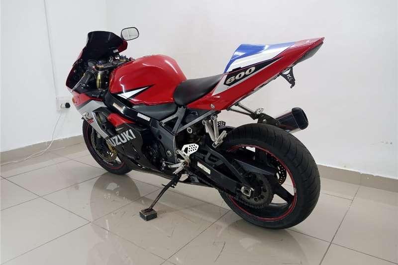 2004 Suzuki GSXR