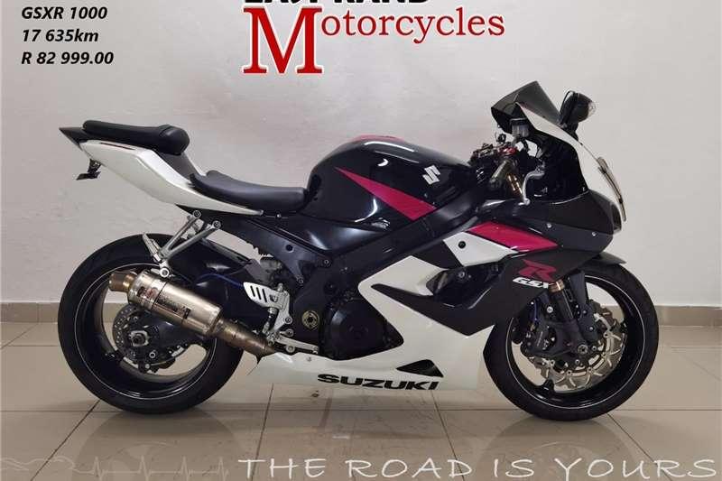Used 2005 Suzuki GSXR