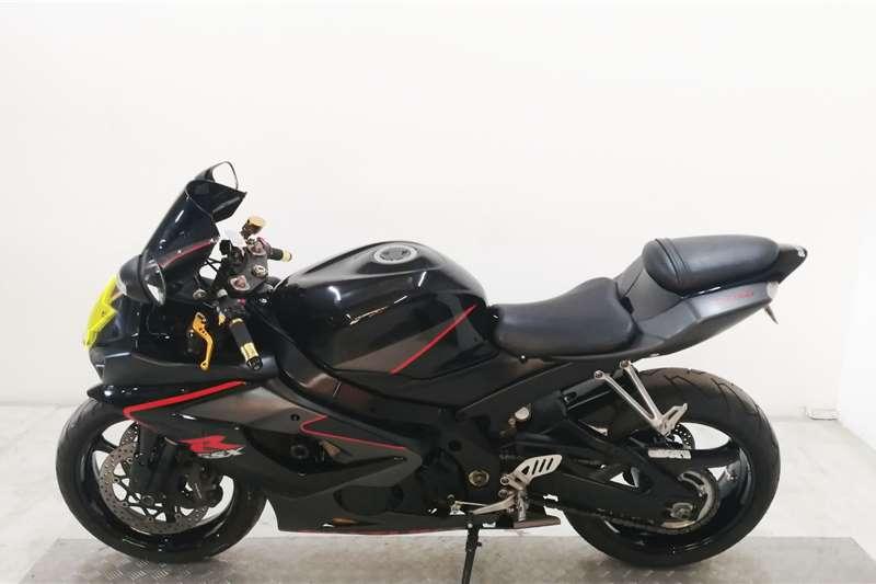 Suzuki GSXR 2006
