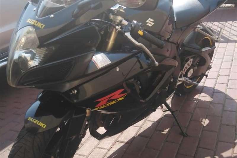 Suzuki GSXR 2007
