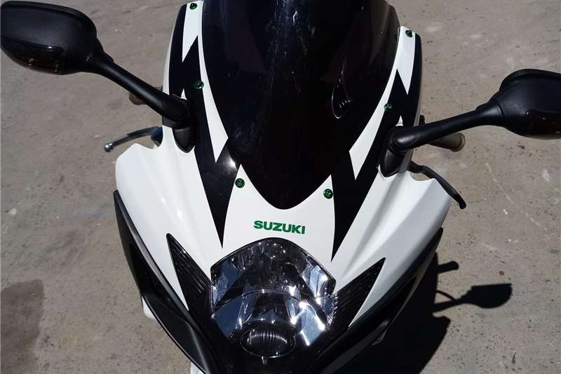 Suzuki GSXR 2008