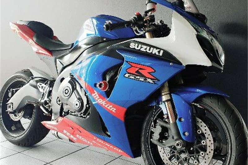 Suzuki GSXR 2009