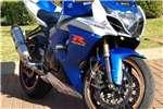 Suzuki GSXR 2010