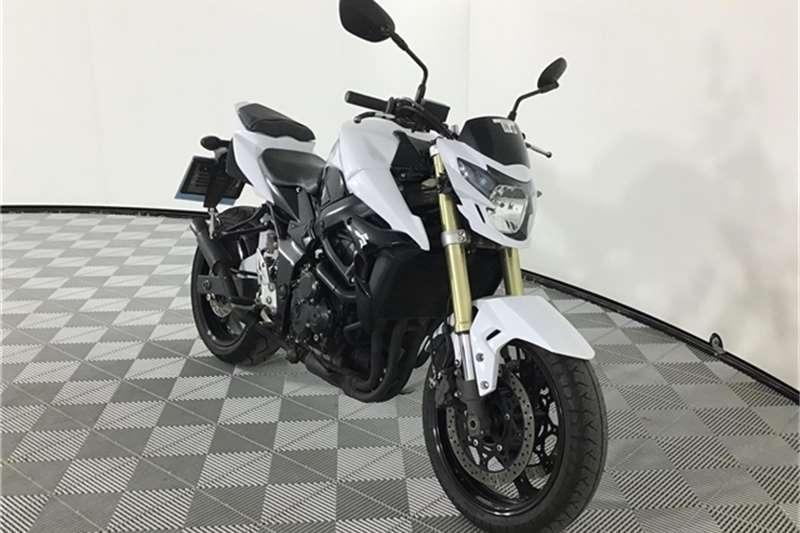 Suzuki GSXR 2011