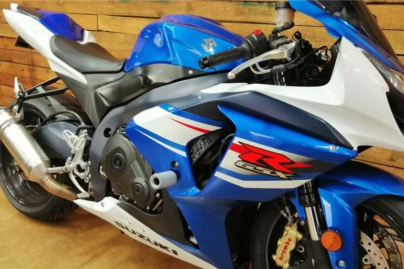 Suzuki GSXR 2013