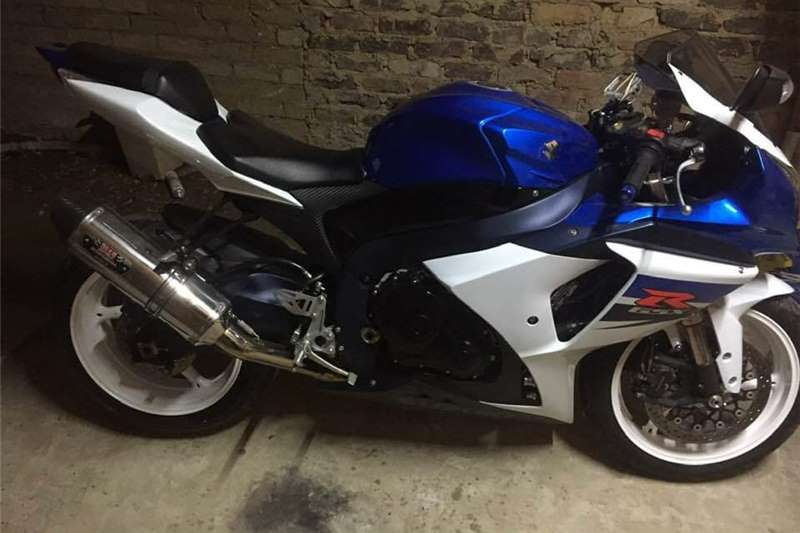 2014 Suzuki GSXR