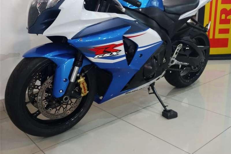 Suzuki GSXR 2014