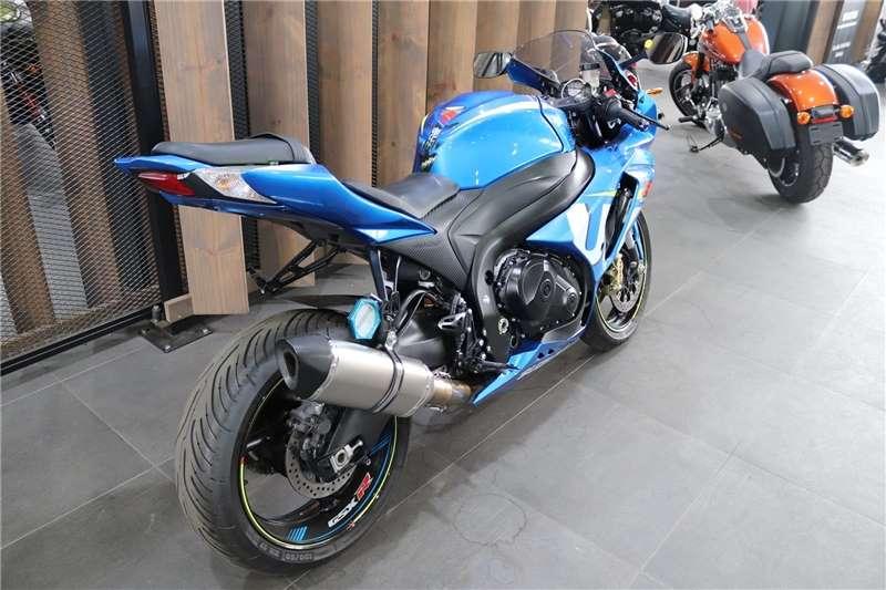 Suzuki GSXR 2015