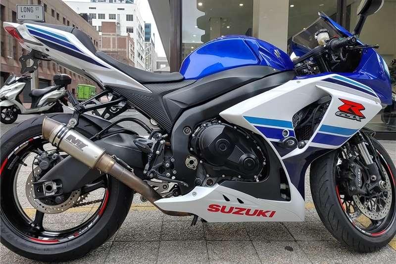 Suzuki GSXR 2016