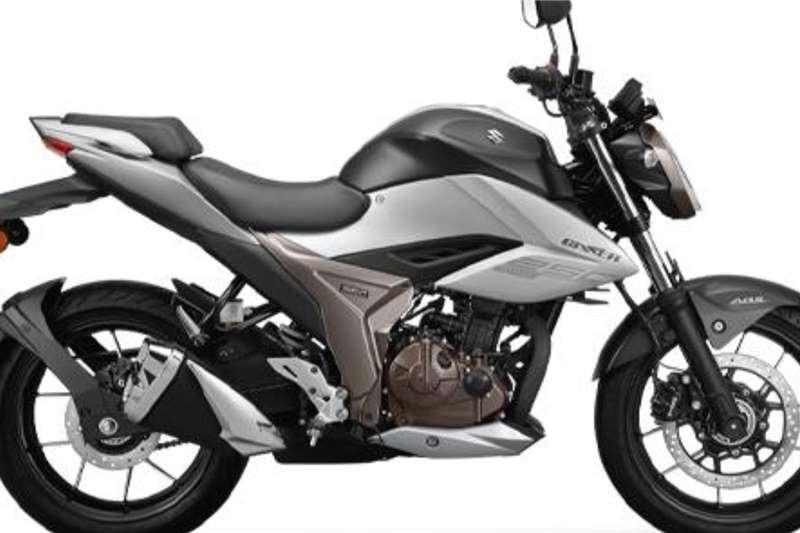 Suzuki GSXR 2019