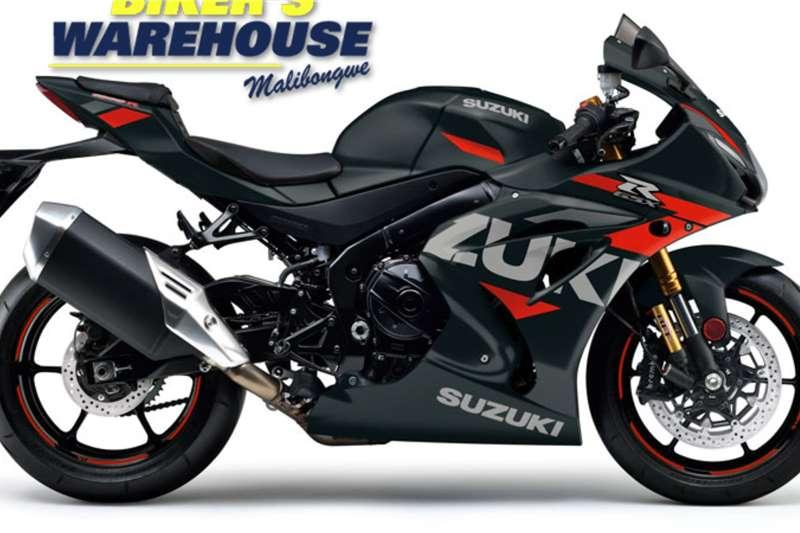 Suzuki GSXR 2021